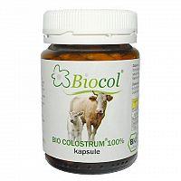 Bio colostrum IMUNITA 100% kapsule 300 mg cps 1x60 ks