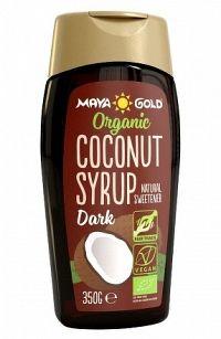 BIO Kokosový sirup (tmavý) 350 g