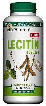 BIO Pharma Lecitín Forte 1325 mg cps 90+45