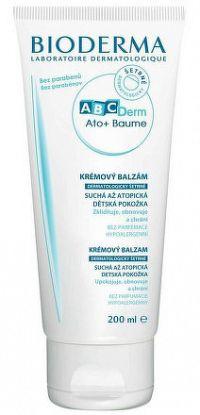 BIODERMA ABCDerm Ato+ Baume krémový balzam 1x200 ml