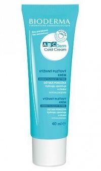 BIODERMA ABCDerm Cold Cream výživný ochranný krém 1x40 ml