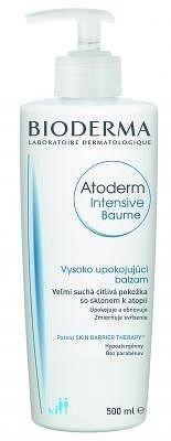 BIODERMA Atoderm Intensive Baume telové mlieko 1x500 ml