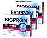 Biopron IB-Symbio + Enzýmy 30 cps AKCE 2+1