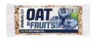 BiotechUSA OAT & (FRUITS) 70 g čučoriedka