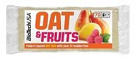 BiotechUSA OAT & (FRUITS) 70 g hruška-malina-jogurt