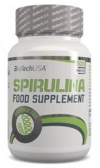 BiotechUSA (Spirulina) 100 tbl -