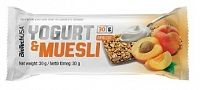 BiotechUSA YOGURT & (MUESLI) 30 g marhuľa
