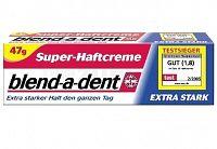 blend-a-dent EXTRA STARK ORIGINAL complete super fixačný dentálny krém 1x70 g