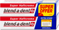 blend-a-dent EXTRA STARK ORIGINAL Duo pack 2x47 g