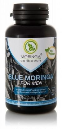 Blue Moringa for Men 120 kapsúl