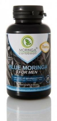 Blue Moringa for Men TURBO 120 kapsúl