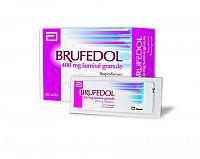 Brufen INSTANT 400 mg šumivý granulátgra eff1x20 ks