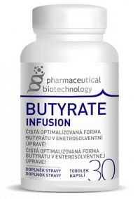 BUTYRATE INFUSION cps 1x30 ks