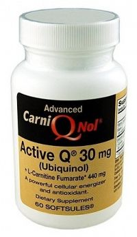 Carni Q-Nol Active Q 30mg x 60ks