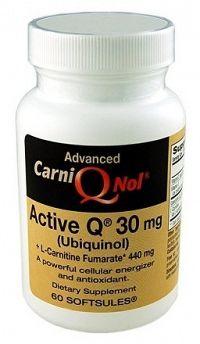 Carni Q-Nol Active Q 30mg x 60ks