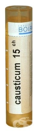 CAUSTICUM GRA HOM CH15 1x4 g