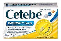 Cetebe Immunity Forte cps 1x60 ks