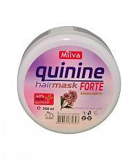 Chininová maska na vlasy forte 250ml Milva