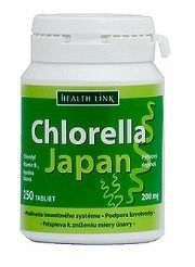 CHLORELLA JAPAN tbl 250x200 mg