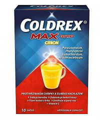 COLDREX MaxGrip Lemon plo por 1x10 ks