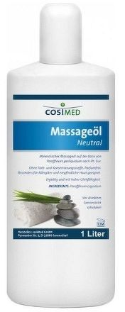 cosiMed masážny olej Neutral - 1000 ml