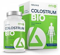 DELTA COLOSTRUM BiO 100% cps 1x60 ks