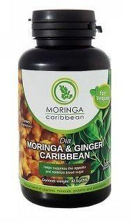 DIA Moringa & Ginger Caribbean 120 kapsúl