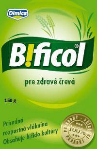 Dimica BIFICOL rozpustná vláknina 1x150 g