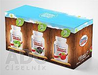 Dobré z SK Vitamín C Výhodné balenie tbl 200 mg3x70 ks