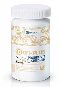 DOFI-PLUS PROBIO VIT B1, B2, B6 CHILDREN cps 1x20 ks