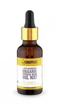 Dr.Konopka´S - Bylinný olej proti lupinám č. 37