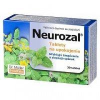 Dr. Müller NEUROZAL tablety na upokojenie tbl 1x30 ks