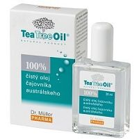 Dr. Müller Tea Tree Oil 100% čistý olej 1x10 ml