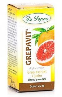 DR.POPOV Grepavit gtt 1x25 ml