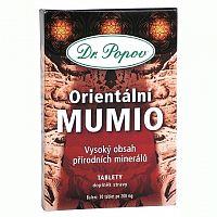 DR. POPOV MUMIO tbl 1x30 ks