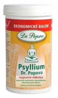 DR. POPOV PSYLLIUM rozpustná vláknina 1x240 g