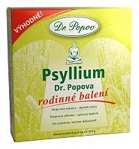 DR. POPOV PSYLLIUM rozpustná vláknina 1x500 g