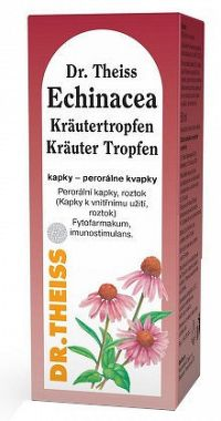 Dr. Theiss ECHINACEA Kräuter Tropfen gtt por 1x50 ml