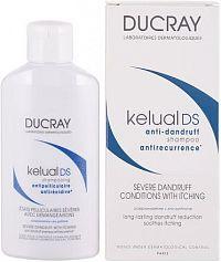 DUCRAY KÉLUAL DS SHAMPOOING šampón proti lupinám a ich opakovanému návratu 1x100 ml