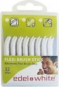 Edel Plus White Dentálne špáradlá 32 ks