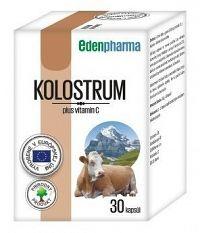 EDENPharma KOLOSTRUM cps 1x30 ks