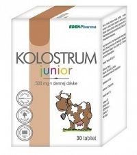 EDENPharma KOLOSTRUM JUNIOR tbl 1x30 ks