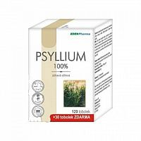 EDENPharma PSYLLIUM cps 120+30 zadarmo