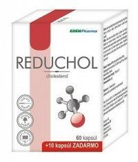 EDENPharma REDUCHOL cps 60+10 zadarmo
