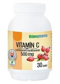 EDENPharma VITAMÍN C 1000 mg tbl s postupným uvoľňovaním 1x30 ks