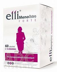 Elli MenoOsteo FORTE cps 60+15 zadarmo