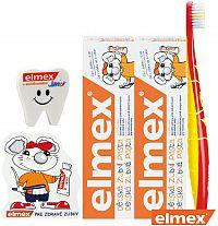Elmex Detská zubná pasta Duopack 2x50ml+darček