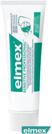 ELMEX SENSITIVE ZUBNÁ PASTA PROFESSIONAL 1x75 ml