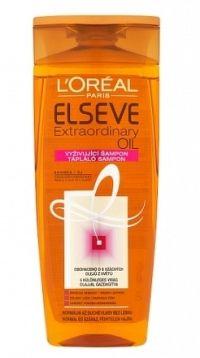 ELSEVE EXTRAORDINALY OIL vyživujúci šampón na suché vlasy 1x250 ml