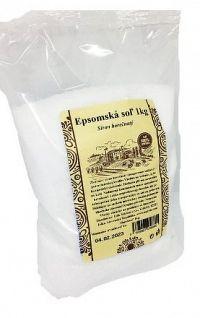 Epsomská soľ 1kg Najtelo